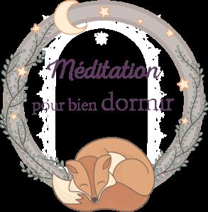 méditation pour bien dormir